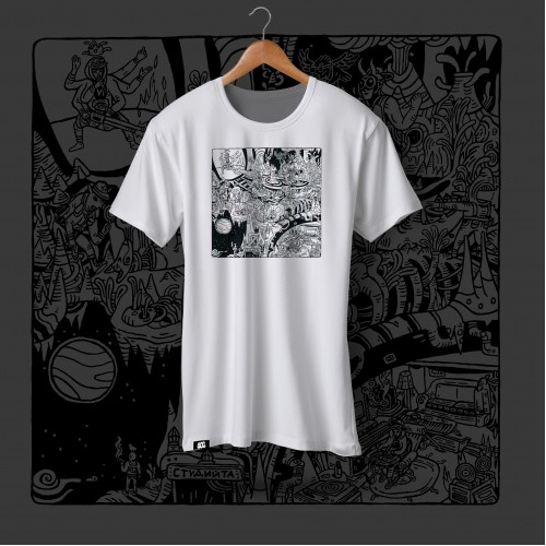 Лимитирана серия тениски към албума ''Армада'' на ИМЕРА / ГЕНА