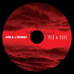 "ATILA x WORST - ""Ред и Хаос"", албум на CD"