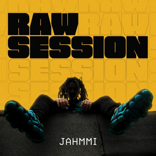 "JAHMMI - ""RAW SESSION"", албум на CD"