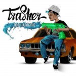 "TRASHER - ""ПОД НАЛЯГАНЕ"", албум на CD"